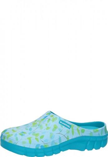 AJS Blackfox Gartenclog Sabot LILY turquoise