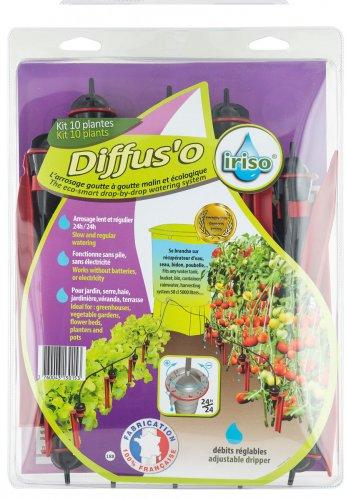 AJS Bewässerungssystem PG10 Box von Iriso