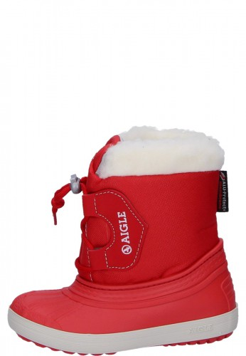 Aigle Kinderstiefel NERVEI JUNIOR ROUGE