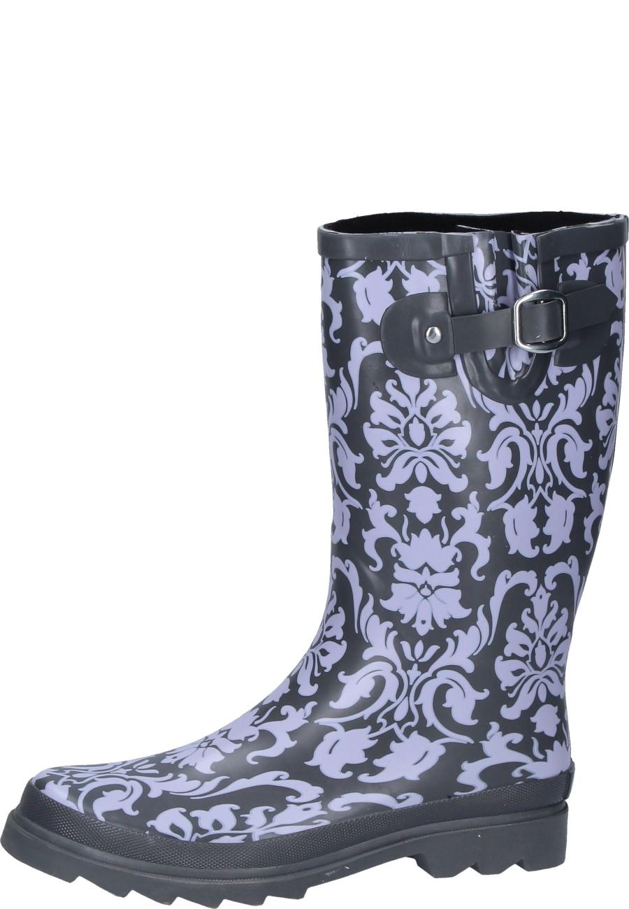 buy popular 83eda 9d5f9 Albatros Damen-Regenstiefel CORONA grau