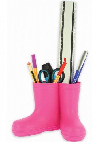 Beck Gummistiefel Organizer für Krimskrams in pink