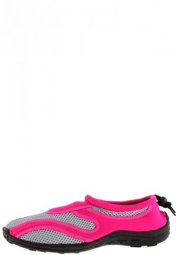 Aquaschuh von Beck pink