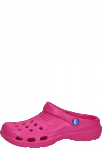 Beck Hausschuh CLOGS pink