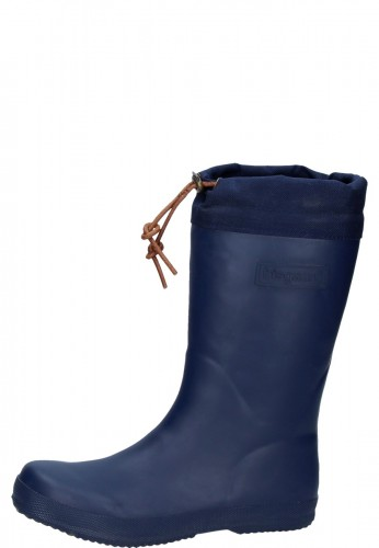 Bisgaard Gummistiefel WINTER THERMO blue