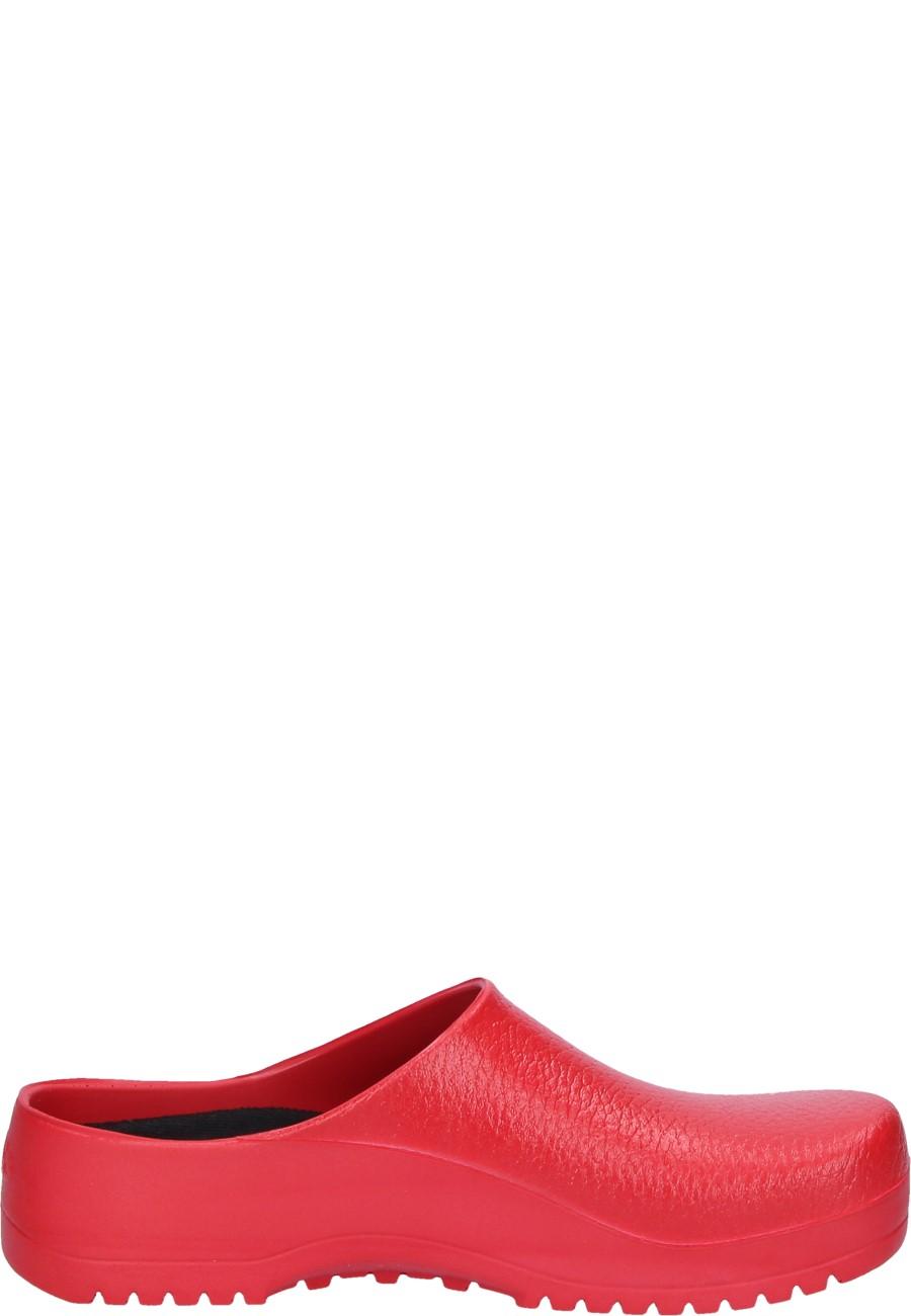 4091c48d8005b4 ... Birkenstock Professional Clog SUPER-BIRKI red ...