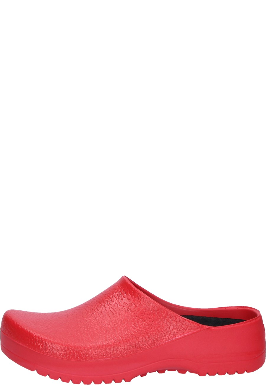 cd7e12cedaa795 Birkenstock Professional Clog SUPER-BIRKI red ...