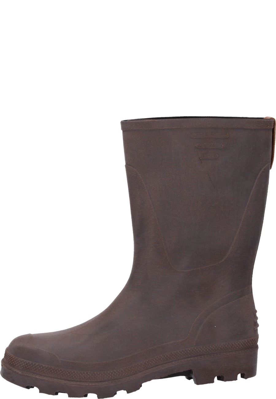 41 Gummistiefel Anglerstiefel Regenstiefel Stiefel PVC Schwarz Gr