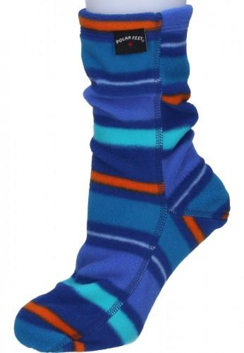 Polar Feet Fleece Socke JAZZ