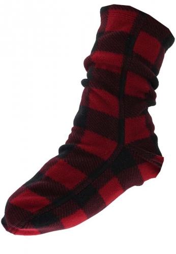 Fleece Socke LUMBERJACK von Polar Feet für Damen und Herren