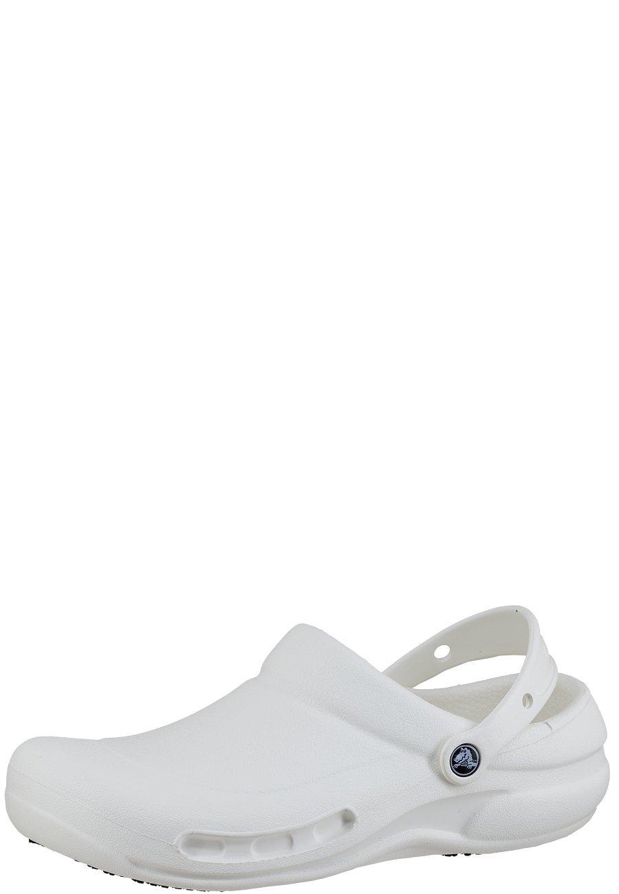 36-48 Crocs Arbeitsschuhe Bistro Rutschfest BI2 Gr Weiß