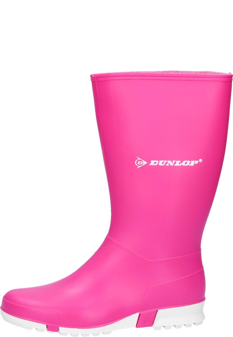 Dunlop Stiefel Sport pink Gr 39
