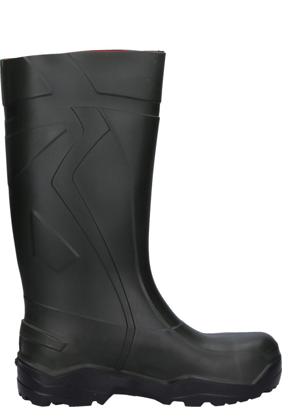 Schuhe & Stiefel Dunlop Stiefel Purofort S5 Dunkelgrün En20345