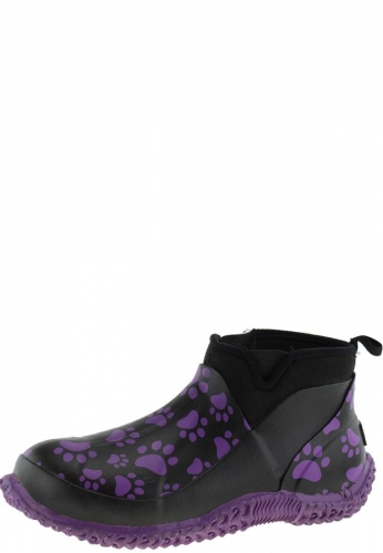 fella Ankle Boot TAPSI II paw purple
