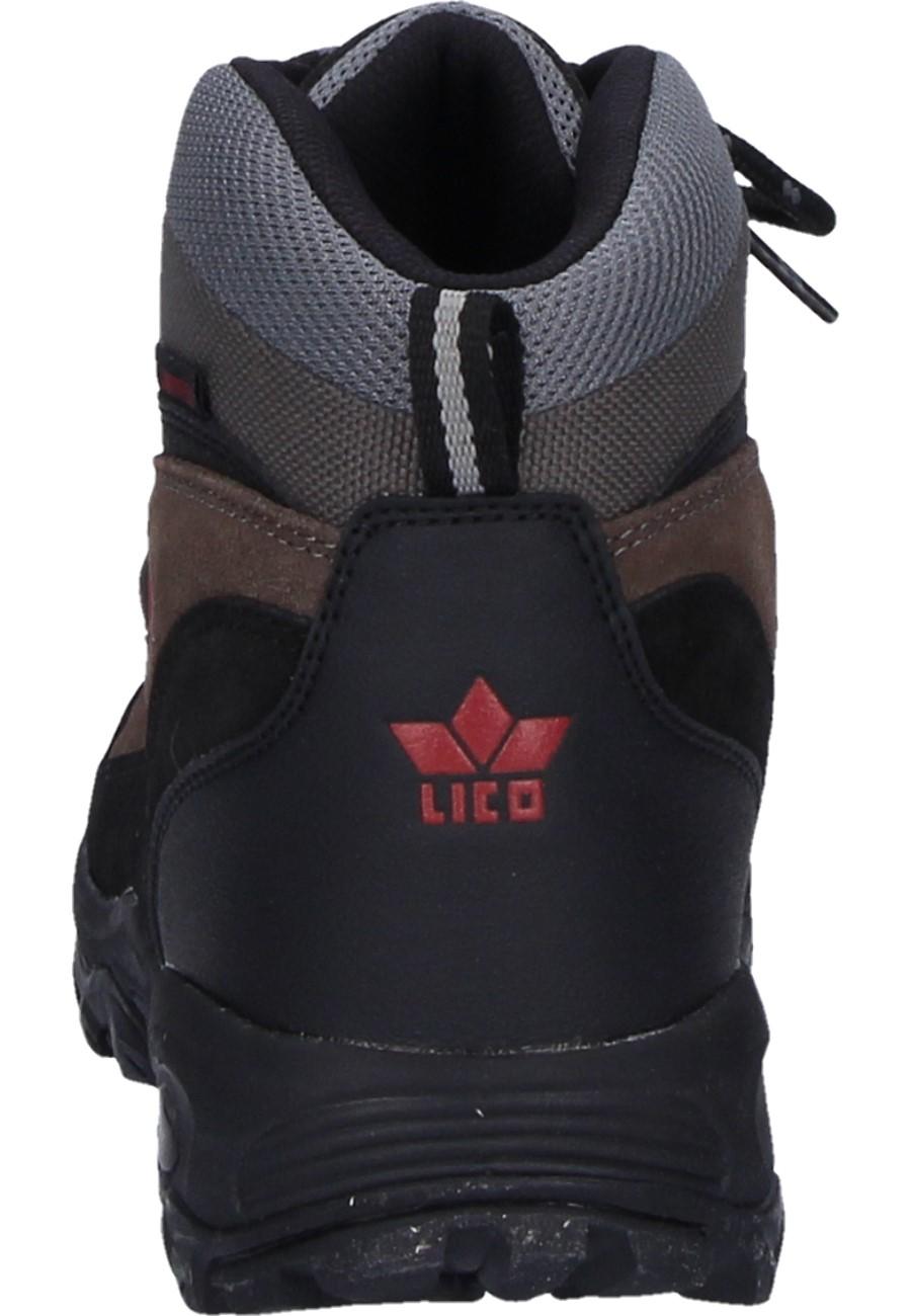 Freizeitschuh Milan grey ein bequemer knöchelhoher Schuh mit Komfortex für Damen und Herren