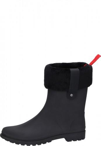 Gosch Shoes Sylt Gosch Shoes Damengummistiefel ELEGANCE schwarz