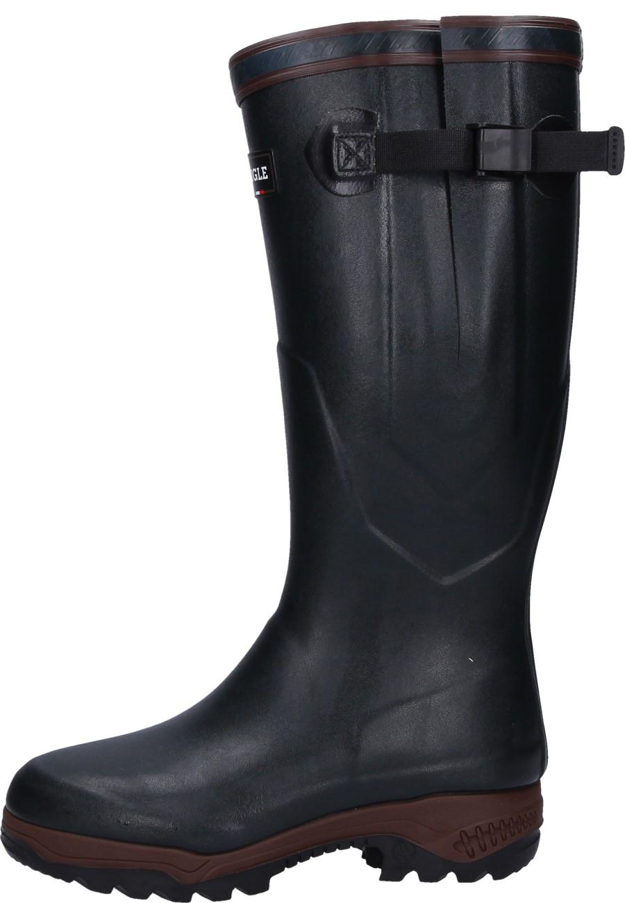 sports shoes 566e8 65b3c Gummistiefel Aigle PARCOURS 2 ISO bronze