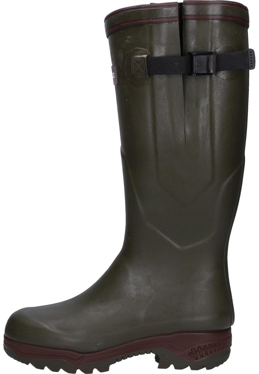 3d9ce232dc5ae1 Gummistiefel Aigle PARCOURS 2 ISO kaki ...