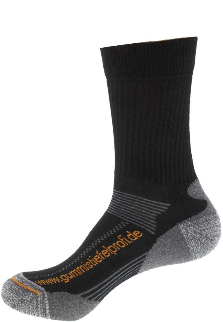 Gummistiefelprofi Socken Hausmarke die Funktionssocke für Schuhe und Gummistiefel mit Coolmax®