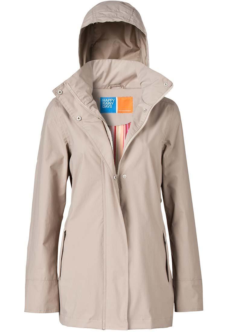 8698e27996b0be HappyRainyDays Regenjacke - Gobi - die atmungsaktive Funktionsjacke für  modebewusste Damen