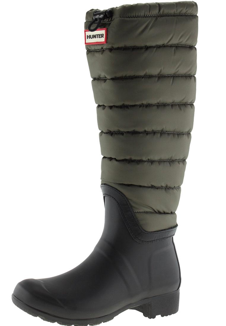 check out 31445 cd321 Hunter Gummistiefel WOMENS ORIGINAL TALL QUILTED LEG