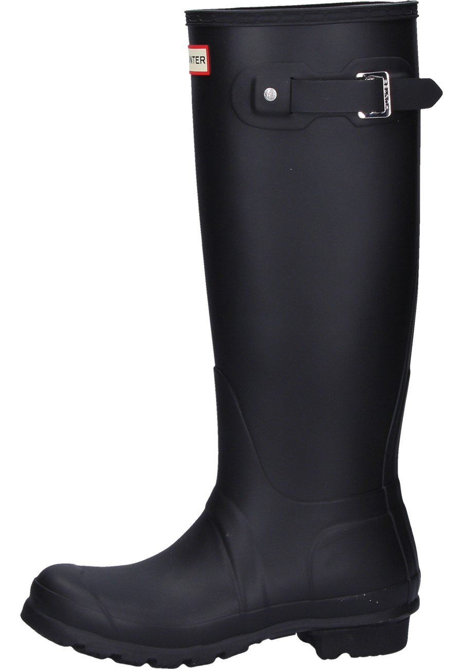 competitive price 1988c c8456 Hunter Gummistiefel WOMENS ORIGINAL TALL black