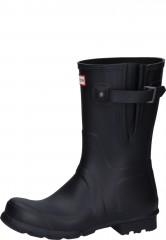 f2bc886ad78327 Regenstiefel Mens Original Side Adjustable Short in schwarz von Hunter