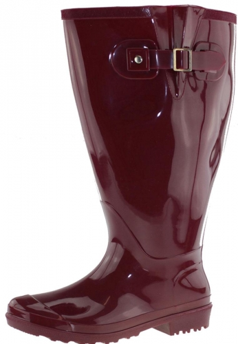 Wide Wellies Weitschaft Gummistiefel WIDE WELLIE red XXL