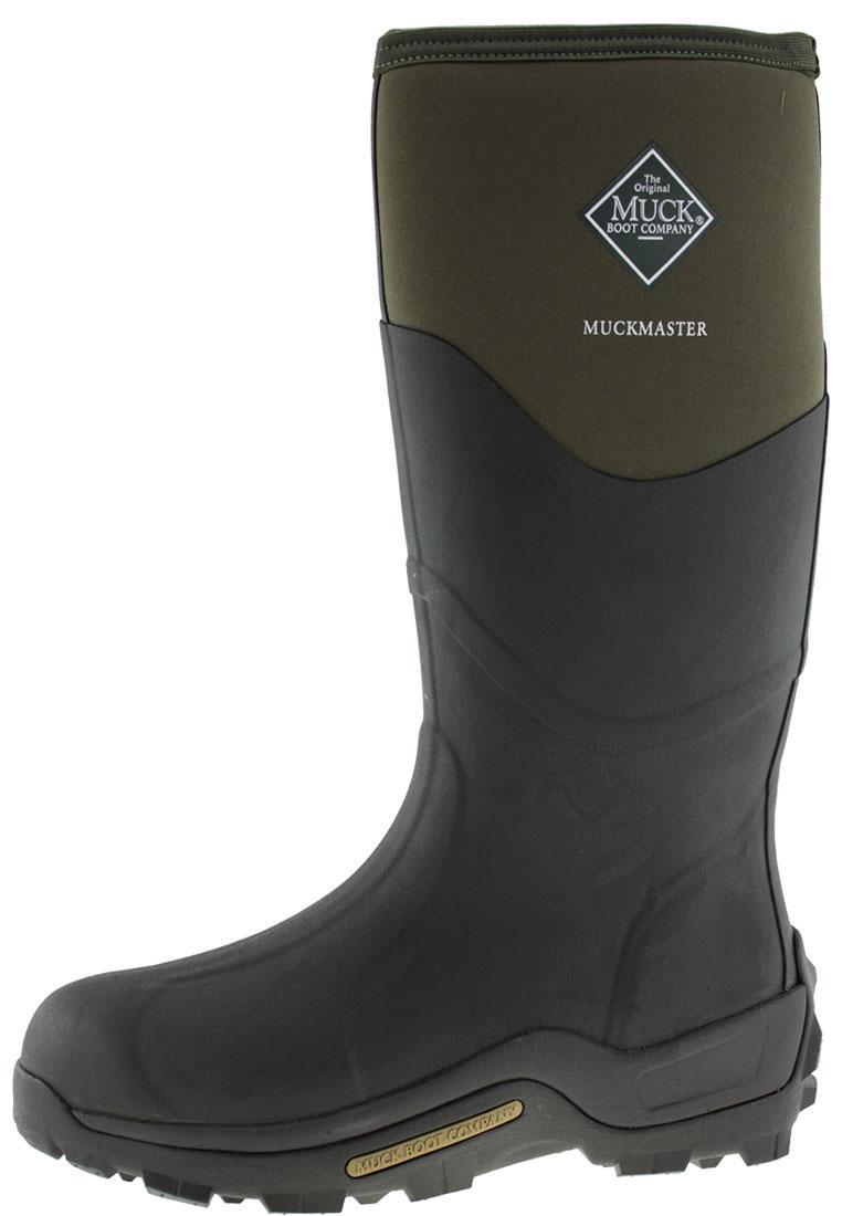 Moss Gummistiefel High Muckboots Muckmaster Muckboots A54RL3j