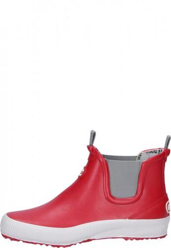 Nokian Footwear Nokian Gummistiefelette HAI LOW red
