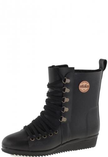 Nokian Footwear Nokian Gummistiefelette LACE UP SHOE black