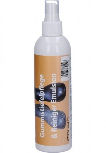 Gummistiefelprofi Gummistiefelpflege und Reiniger Emulsion Hausmarke