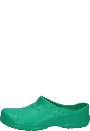 Gartenschuh Alsa EVA-Clog grün