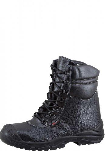 Arbeitsstiefel - Winter 380 black- Sicherheitsschuh - Klasse: EN ISO 20345:2004 S3 CI