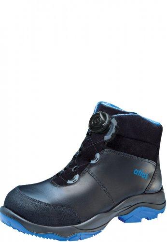 Atlas halbhoher Arbeitsschuh S3 SL 9845 XP Boa ESD schwarz/blau