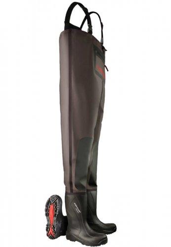 Dunlop Wathose Purofort+ full safety S5