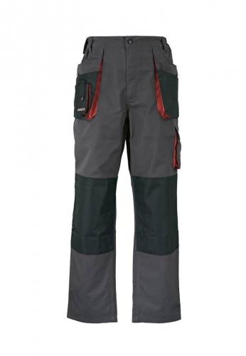 Terratrend Job Arbeitshose - Bundhose in grau der Marke Terratrend