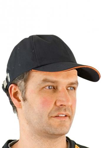 Terratrend Job Terratrend Cap - Basecap - grau/orange ... passend zu Ihrer Terratrend Arbeitskleidung