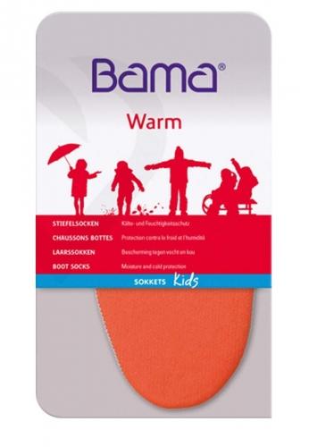 Gummistiefel Socke für Kinder / 2 Schichten - Thermo System vom Bama