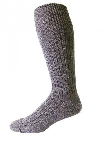 Garantie-Socke von NORDPOL aus Polyamid/Viskose Mischung in grau
