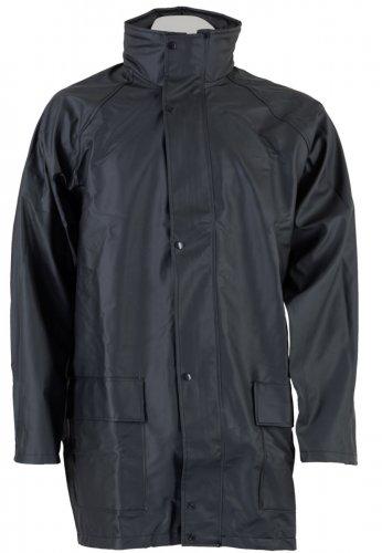 Terraflex Regenjacke schwarz