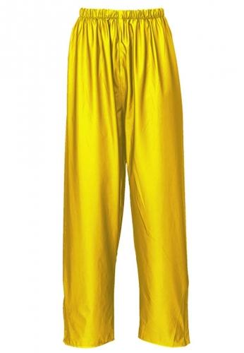 Terraflex Regenhose gelb ... die Regenhose für hohe Ansprüche, für Beruf und Freizeit
