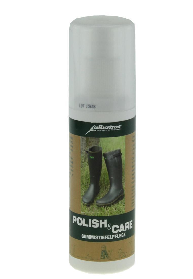 beste Qualität für ziemlich billig neue Produkte für POLISH&CARE Gummistiefel Pflegemittel