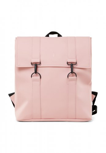 RAINS wasserdichter Rucksack MSN BAG in coral