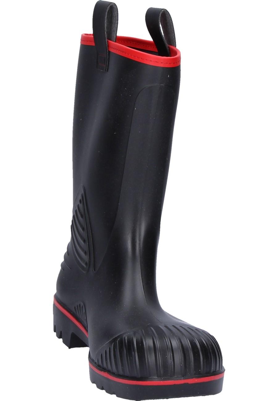 Dunlop 45566 Gummistiefel S5 Acifort Rocker Schwarz