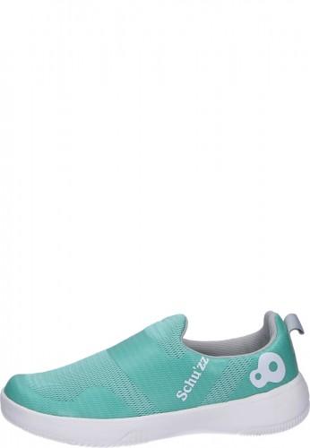 Schu'zz modischer Sneaker MESH AQUA für Damen