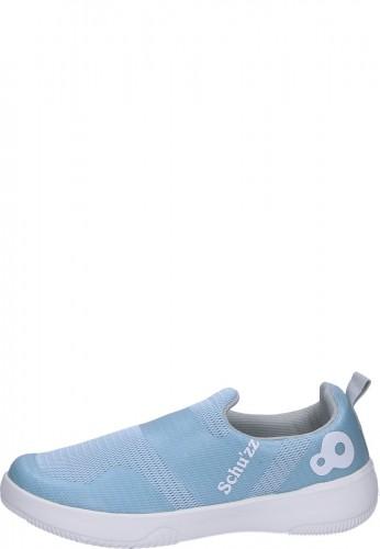 Schu'zz modischer Sneaker MESH BLUE CLAIR für Damen