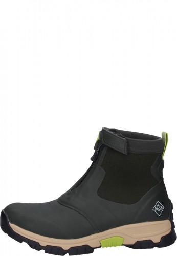 Muckboots Muck Boot Herren Gummistiefelette APEX ZIP MEN moss/green