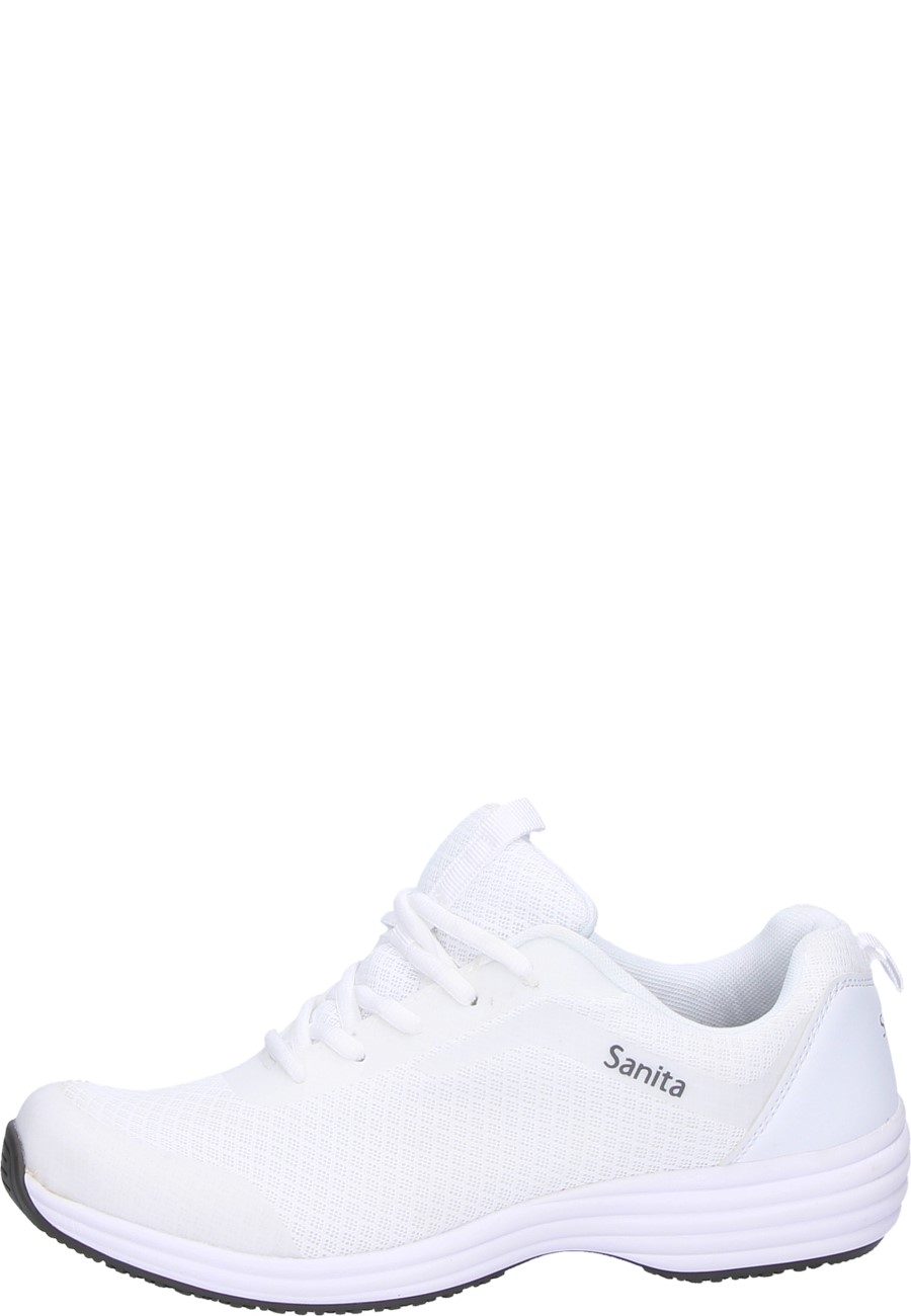 Medizinische Schuhe Sanita Wave Rider Weiß Damen