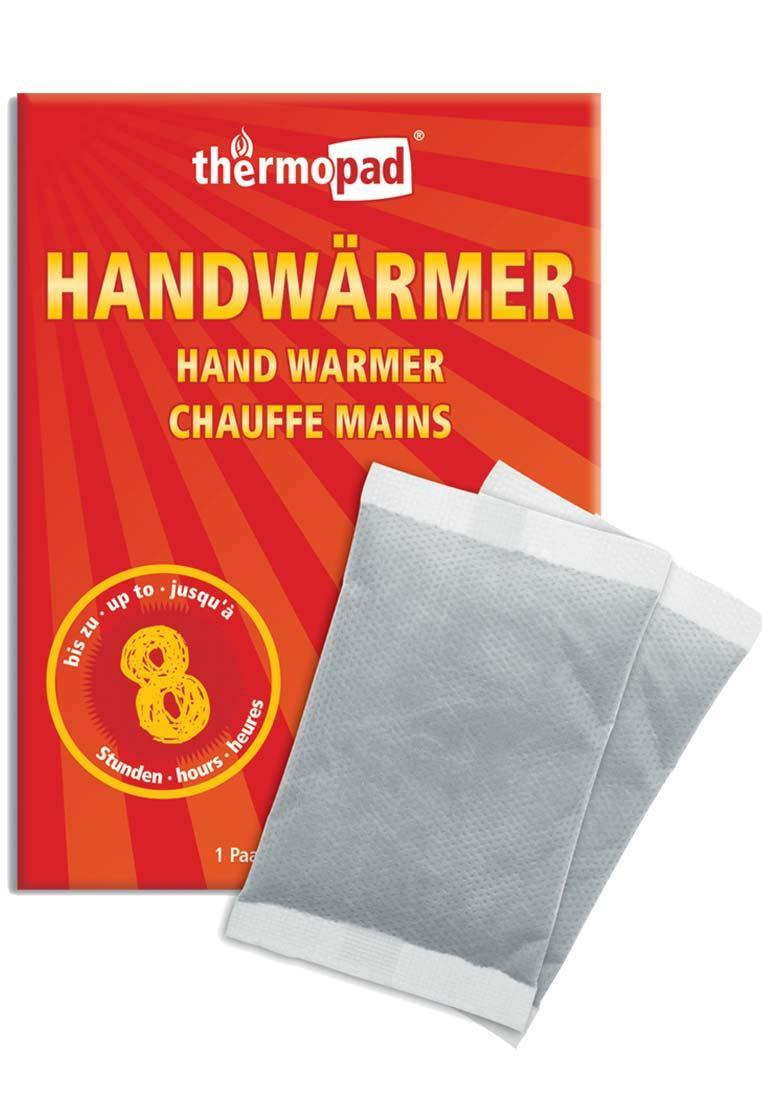 0dddd24ab67520 Thermopad -Handwärmer - Wärmepads für Ihre kalten Hände, passt in Handschuhe,  ...