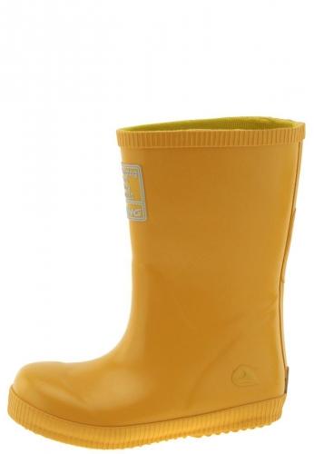 Gummistiefel Classic Indie yellow - ein trendiger Kindergummistiefel von Viking im neuen Design